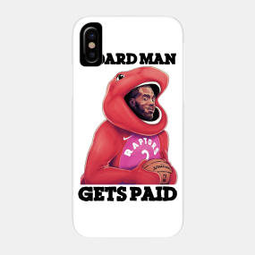 new arrivals e751a dbe30 Kawhi Leonard Phone Cases - iPhone and Android | TeePublic
