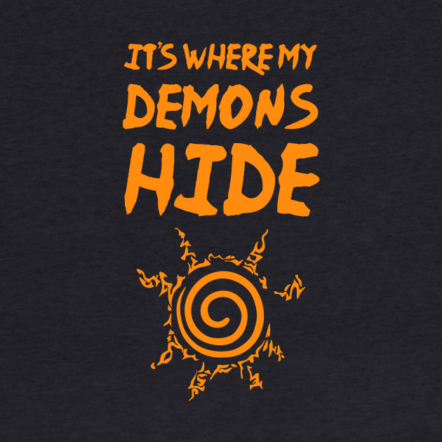Where my demons hide