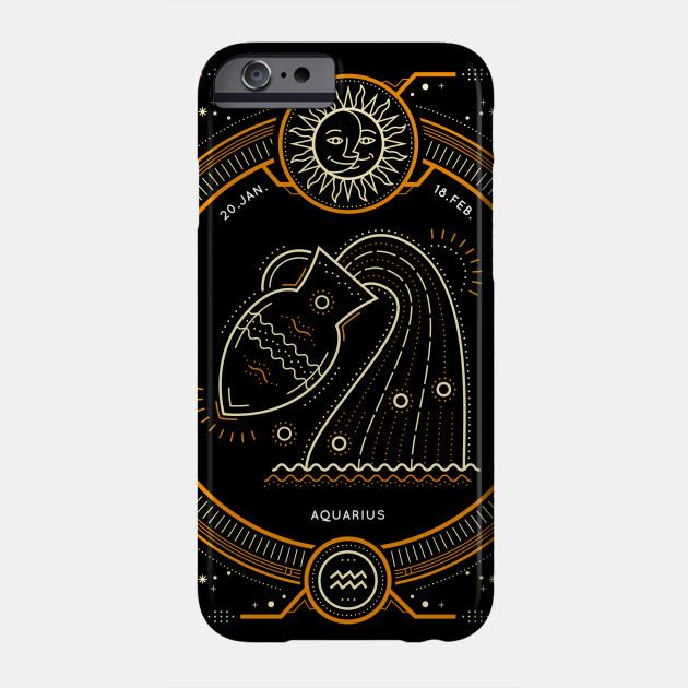 Aquarius Sacred Symbol