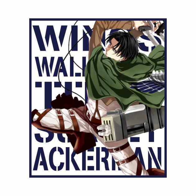 Attack on titan Levi 2