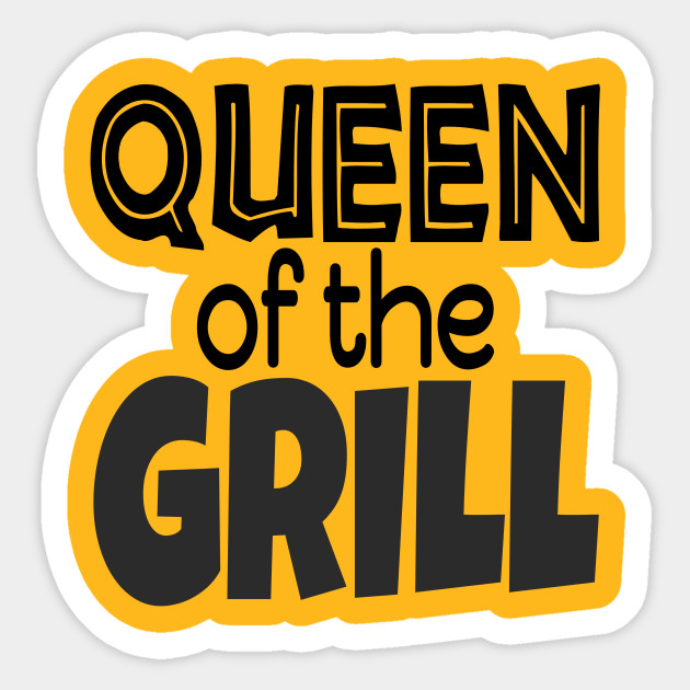 4cae05f46 Queen Of The Grill T-Shirt Funny BBQ Saying Gifts - Barbecuing ...