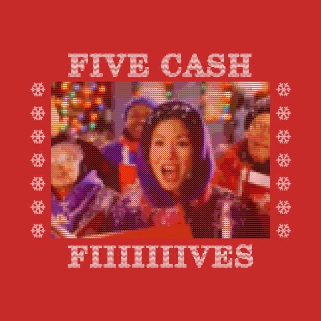 Five Cash Fives