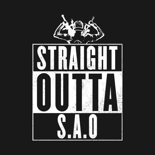 Straight outta S.A.O