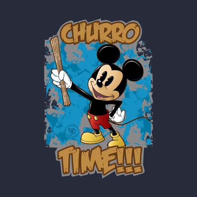 Churro Time