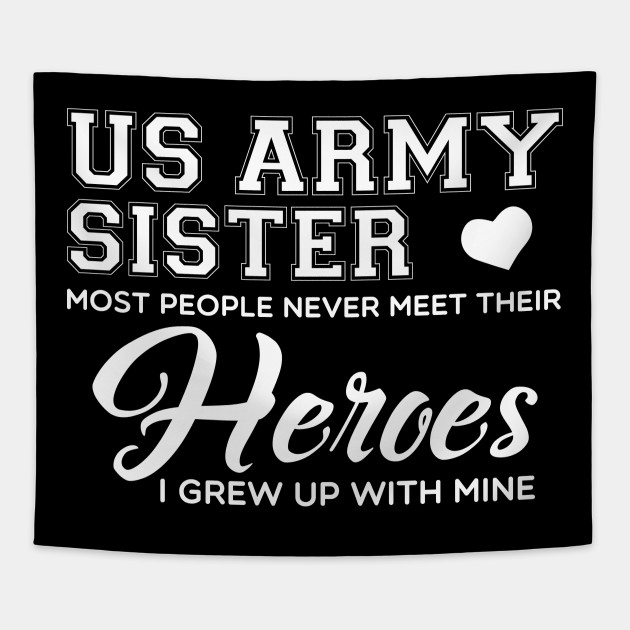 Proud Us Army Sister Shirt Proud Army Sister T Shirt Army Sister