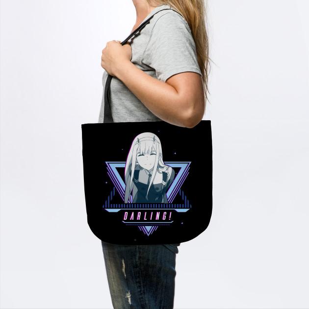 Zero Two - Anime Wifu Shirt   Darling in the Franxx