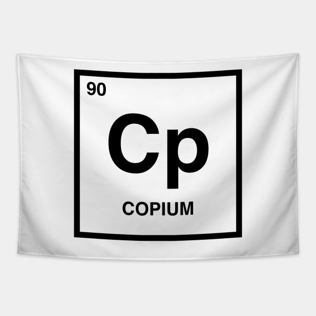 Copium Chemical Element
