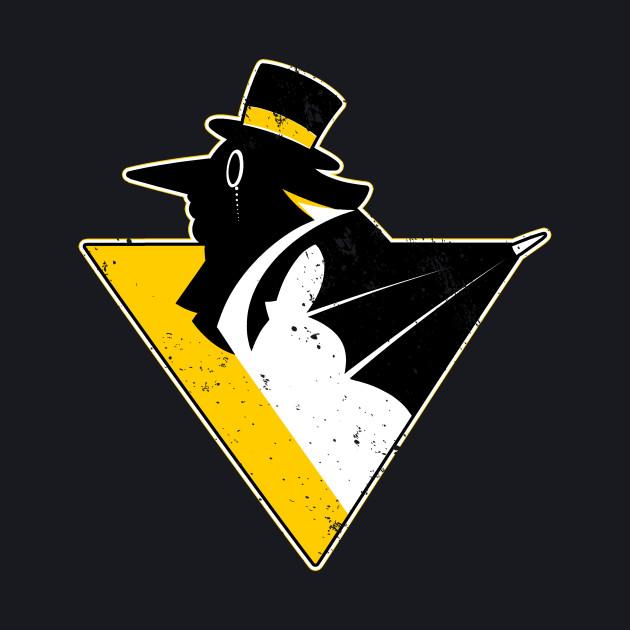 Go! Penguin Go! (Lemieux Edition)