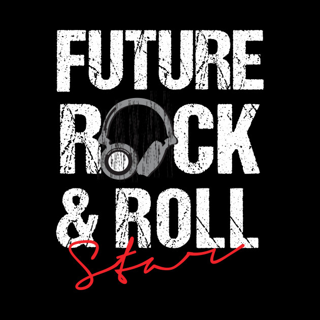 Future rock and roll star
