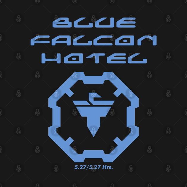 Blue Falcon Hotel