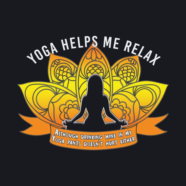 Nerdy Tee - Yoga