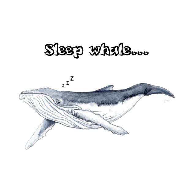 Sleep whale