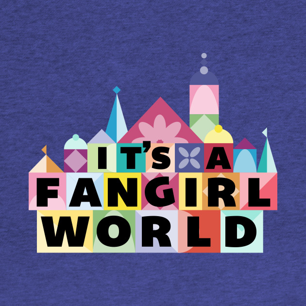 Its A Fangirl World Logo