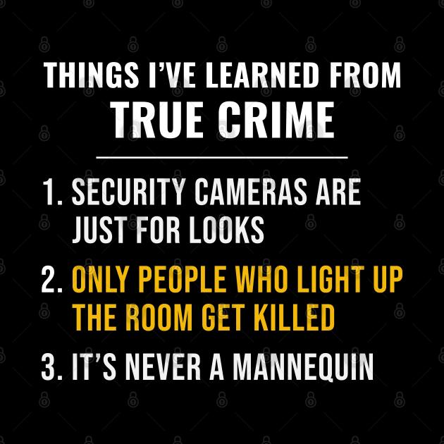 True Crime Thriller Serial Killer TV Shows