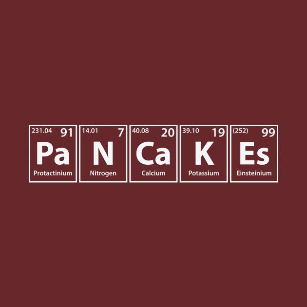 Pancakes Pa N Ca K Es Periodic Elements Spelling Pancakes Mug