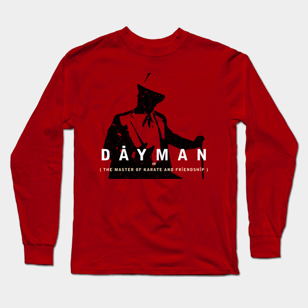 Dayman: Or (The Master of Karate and Friendship)