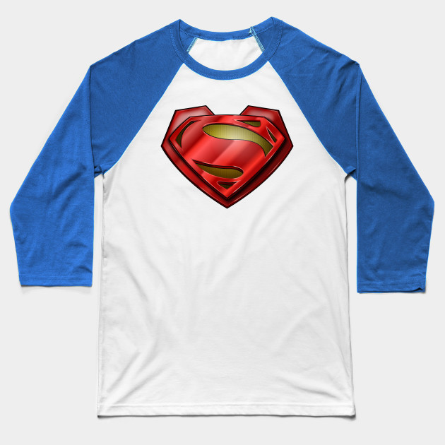 Injustice Baseball T-Shirt