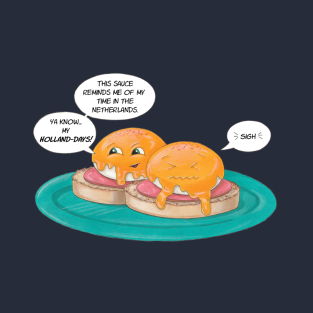 Eggs-ellently Punny t-shirts