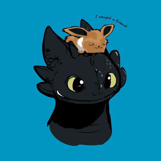Eevee Toothless
