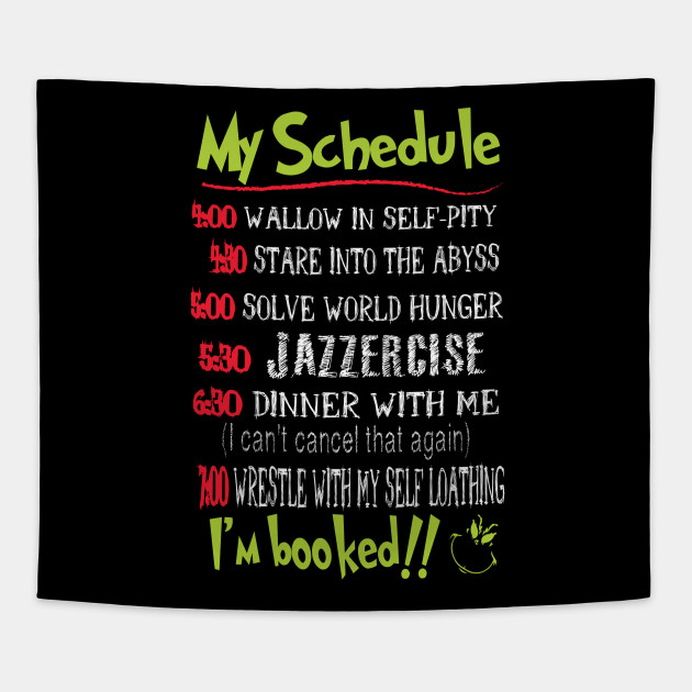 56f23b7f6 My Day Schedule Christmas Funny To-Do List Holiday - Cute Christmas ...