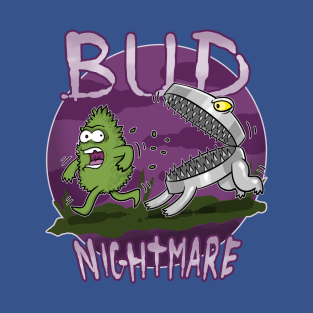 Bud Nightmare t-shirts