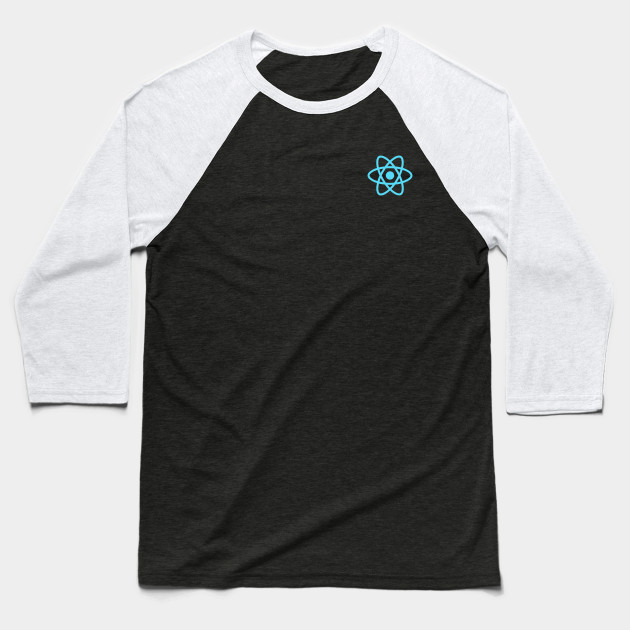 React T-Shirt Baseball T-Shirt