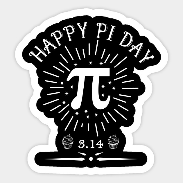 556d7687 Happy Pi Day Math Gift T-Shirt- Funny Geek Gift T Shirt - Pi Day ...