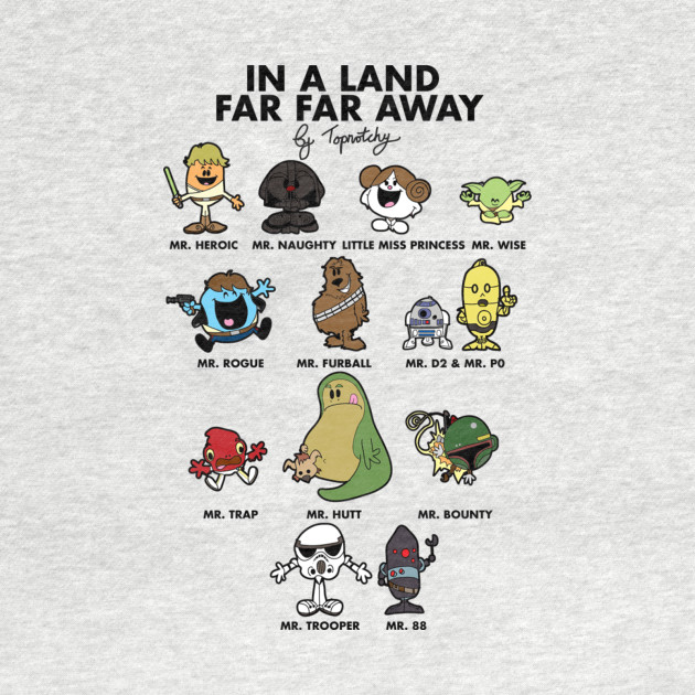 In a Land Far Far Away