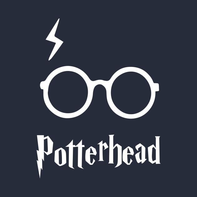 Potterhead - Harry Potter - T-Shirt | TeePublic
