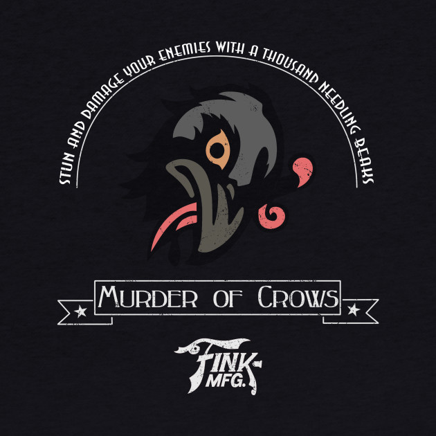 Murder of Crows Vigor