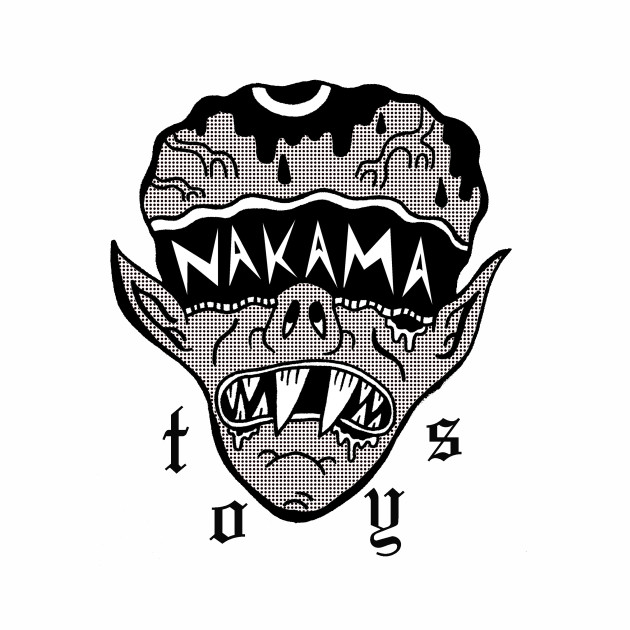 Nakama Toys Space Demon