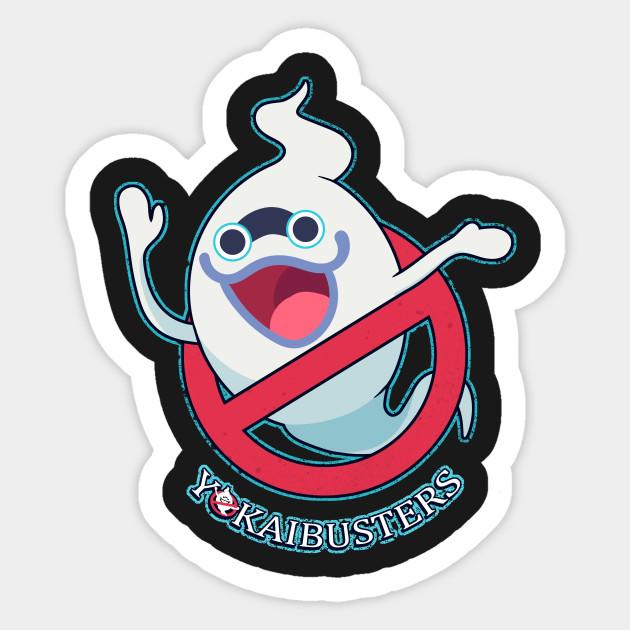 Yokai watch busters sticker
