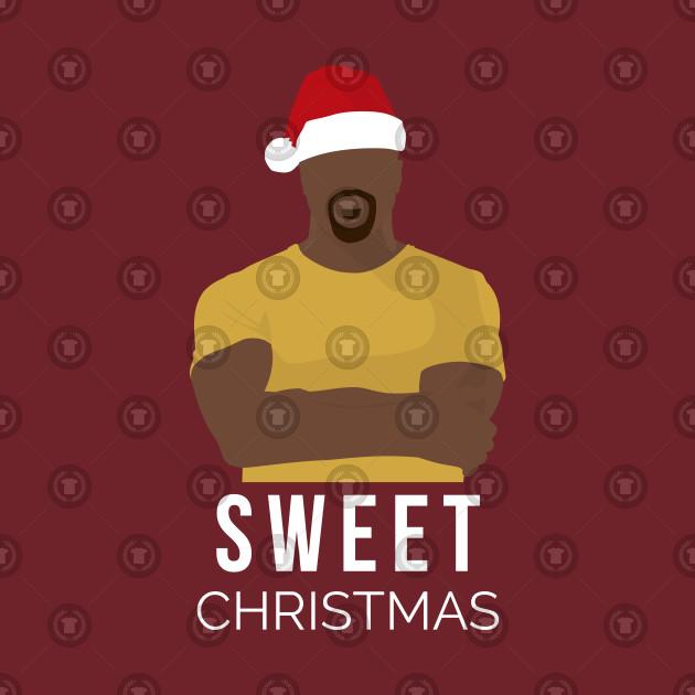 Sweet Christmas.Sweet Christmas