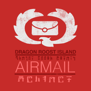 Dragon Roost Island Airmail