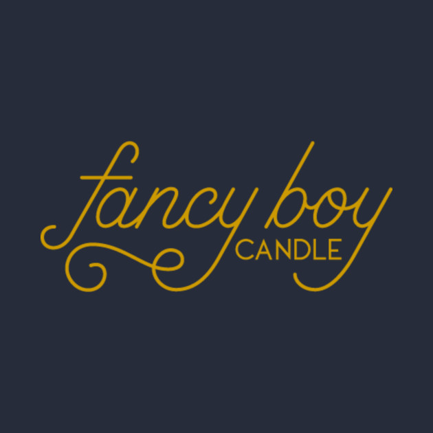 The OFFICIAL Fancy Boy Candle Shirt