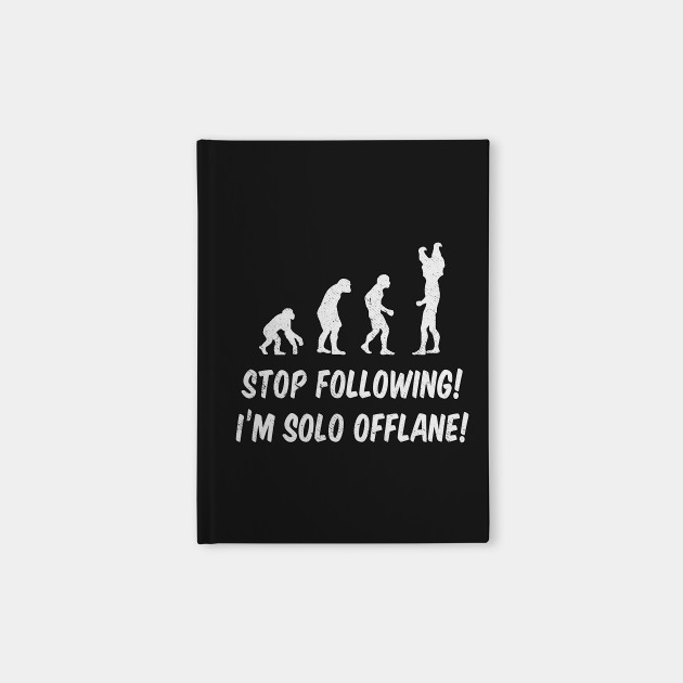 Stop Following, I'm Solo Offlane!!