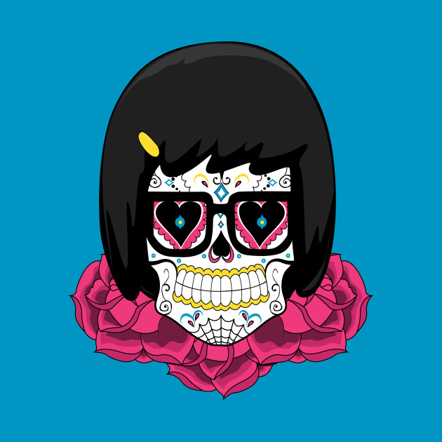 Sugar Skull Tina - Color