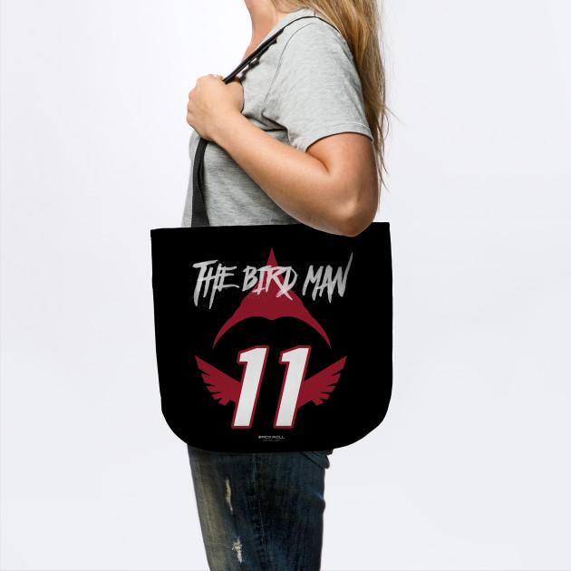 """""""The Birdman"""" - Chris Andersen"""
