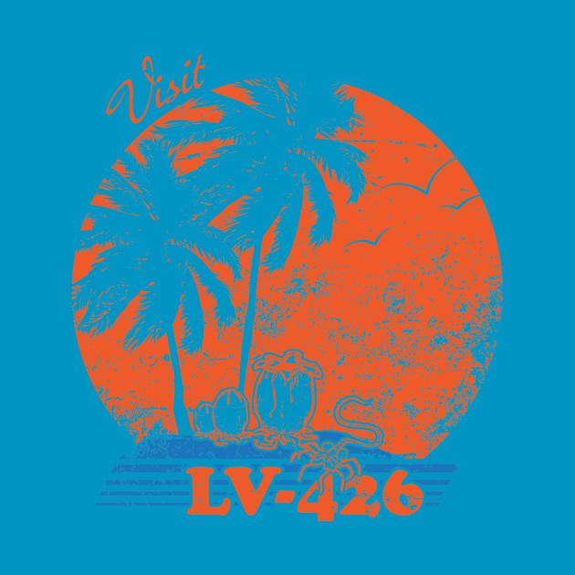 Visit LV-426