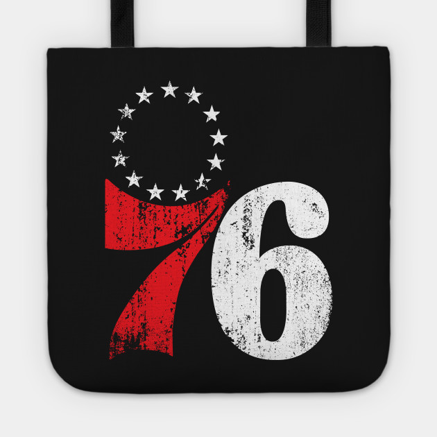 Distressed 76 Logo