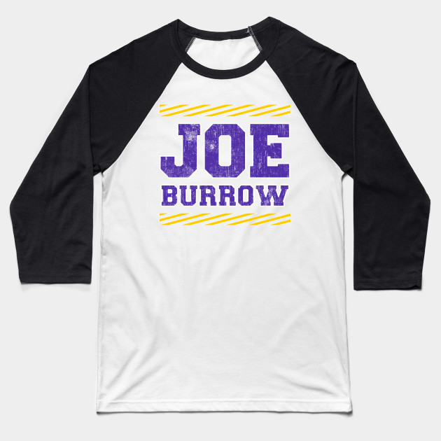 Joe Burrow Baseball T-Shirt