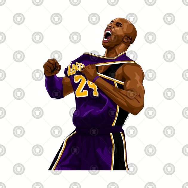 f0aa872f4 Mamba Hype - Kobe Bryant Mamba - T-Shirt