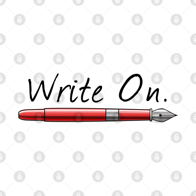 Write On Writing For Writers