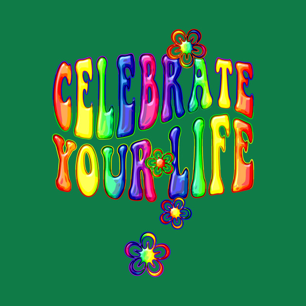 Celebrate Your Life Flowers