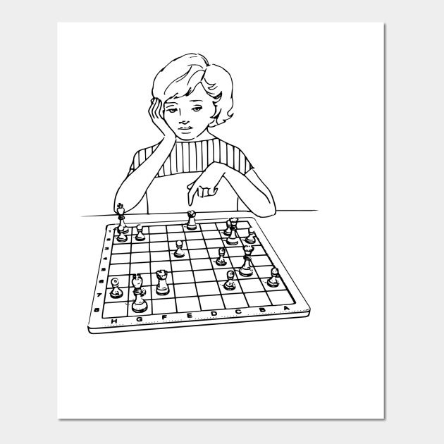 Limited Edition Exclusive Chess Coloring Book Dibujo Ajedrez Para Colorear 24