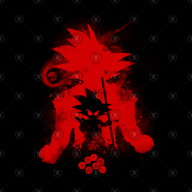 Goku  Sayan