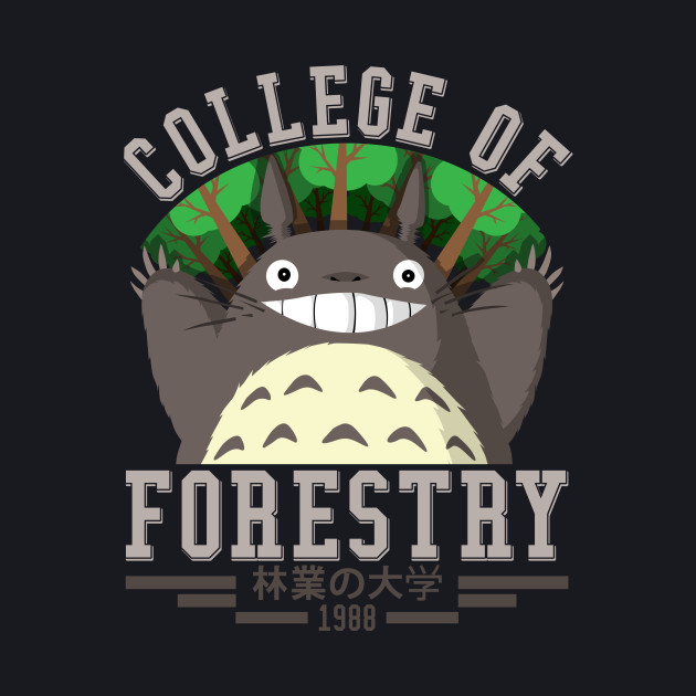 College of Forestry (new)