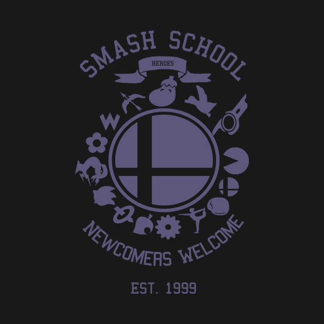 Smash School Newcomer (Purple)