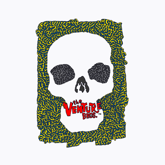 Venture Bros Logo T-Shirt