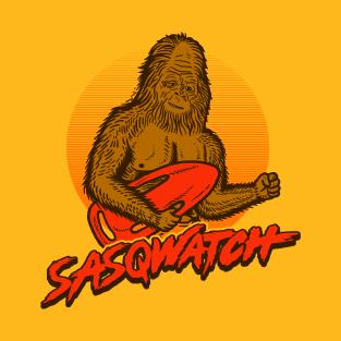 Sasq Watch t-shirts